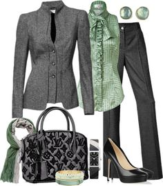 """Business Class"" by yasminasdream on Polyvore"