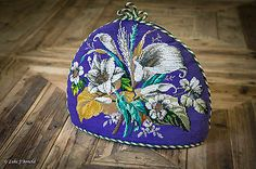 19th #century #beadwork tea cosy,  View more on the LINK: http://www.zeppy.io/product/gb/2/252393460645/