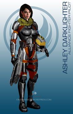 Still can't stop mashing up Mass Effect with my favorite fandoms like a mad scientist and there is no bigger fandom for me than Star Wars. I like to try matching characters that would best ma...
