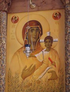 Παναγία η  Μυρτιδιώτισσα ή Κρητικιά στην Μονεμβασιά