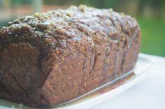 Karamel Soslu Elmalı Islak Kek (Unsuz ve Şekersiz)
