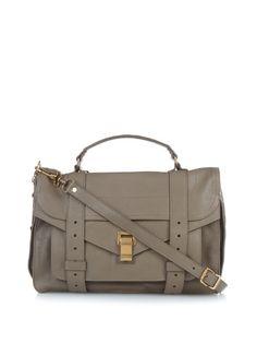 Proenza Schouler PS1 medium leather shoulder bag