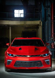 2016 Chevy Camaro (Provided by MotorTrend)