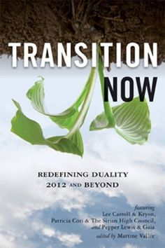 Transition Now: Redefining Duality, 2012 and Beyond by Lee (Kryon) Carroll, http://www.amazon.com/dp/B0070YJTS8/ref=cm_sw_r_pi_dp_rcr4tb0YPTEK3