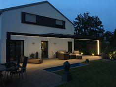 Unser Glasdach: Als Terrassendach, Carport, Vordach Oder Sommergarten, Die  Alternative Zum Wintergarten, Perfekter Wetterschutz Auf Der Terrasse