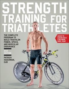 Strength Training for Triathletes offers a comprehensive strength training program for triathlon that will help triathletes build power, speed, and muscular endurance for faster racing over any race distance. Certified USA Triathlon coach and NSCA Personal Trainer of the Year Patrick Hagerman, EdD, reveals a focused, triathlon-specific strength training program that will enable triathletes to push harder during training and on the racecourse when the effort is hardest. Triathletes who master…