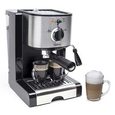 Capresso EC 100, $149.99, now featured on Fab.