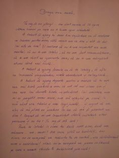 IRINA BINDER - Insomnii: Scrisoare pentru mama