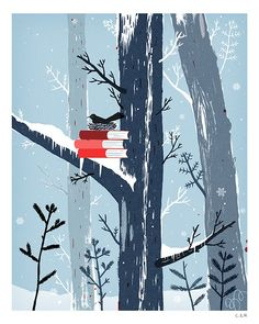 Image of Winter Books Christopher Silas Neal