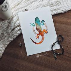 #tattoo #tat #tattoosketch #tattoosketches #tattooartist #art #artlife #artoftheday #artist #pic #picoftheday #picture #illustrator #illustration #illustrate #vsco #vscocam #color #watercolor #watercolortattoo #linework #line #mandala #lizard #lizardart #lizardtattoo