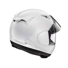 #Arai #QV-PRO #Weiss #Motorradhelm Buy your own on www.helmade.com