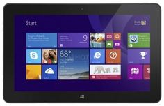 "Планшет Dell Venue 11 Pro (MS Windows 8.1 Professional (64-bit)/5Y10c 800MHz/10.8"" (1920x1080)/4096Mb/128Gb/4G LTE 3G (EDGE, HSDPA, HSPA+)) [7140-7386]  — 79990 руб. —  10.8"" Intel 800 МГц 4096 Мб SSD 128 Гб MS Windows 8.1 Professional (64-bit) бат. - до 8.0 ч Черный"