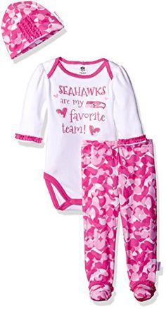 Seattle Seahawks Pink Hat