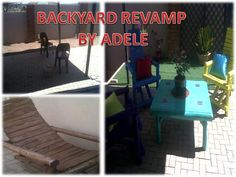 Backyard Revamp by Adele