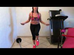 Circuito addominali glutei gambe #bodyrockworkout - YouTube