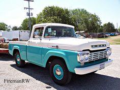 '59 Ford F100...dream truck<3