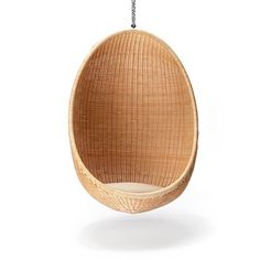 Hanging Chair by Nanna Ditzel