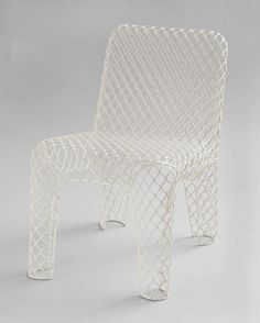 Mesh chair by Chris Kabel (2005).