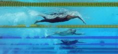 Triathletes train as triathletes NOT swimmers!!   Helle Frederiksen