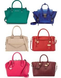 Must Have Fall Bag: The Satchel - BonBon Rose Girls