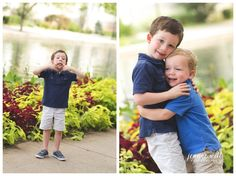 brothers hugging photo, siblings photography, child photography