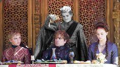 Aunque fue un personaje cruel con todos me enamoré de Joffrey Baratheon pero lo que más me encantó fue la actuación de Jack Gleeson. La edición de la fotografía fue extraída de IG@ramsaystark_