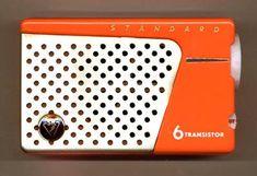 Standard SR-F25 pocket transistor radio
