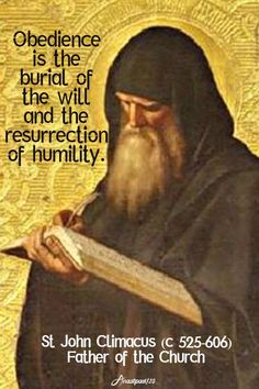 "Quote/s of the Day – 30 March – St John Climacus – ""Humility"" St John Vianney, Faith Of Our Fathers, Early Church Fathers, Teaching Religion, Lives Of The Saints, Catholic Pictures, Saint Quotes, Father Quotes, Catholic Quotes"