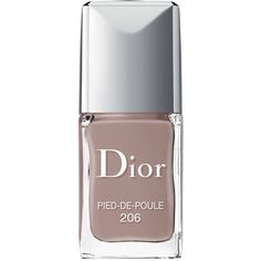 Dior Vernis Nail Lacquer, Fall Look found on Polyvore