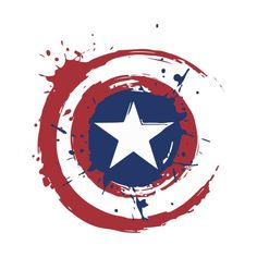 Check out this awesome 'Captain+America+Shield' design on Captain America Tattoo, Captain America Logo, Captain America Wallpaper, Marvel Wallpaper, Captain America Painting, Captain America Quotes, Logo Marvel, Marvel Dc Comics, Marvel Heroes