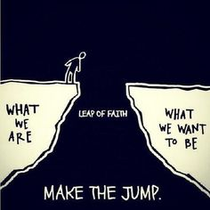 Make the jump #fitness #motivation #beyond