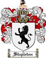 Stapleton Coat of Arms / Stapleton Family Crest