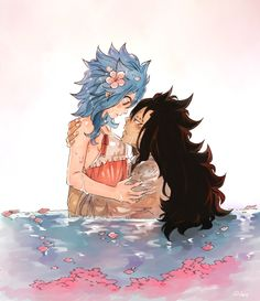 fairy tail, gale, and gajevy image