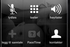 Bruk FaceNow-appen for rask tilgang til kontakter på din #iPhone som også bruker #Facetime Apple Apps, Facetime, Nintendo Wii