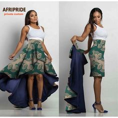 Find More Africa Clothing Information about 2017 AFRIPRIDE private custom female skirt  midi pencil +long pleated skirt one skirt with two styles new special disign A722708,High Quality skirt styles,China skirt midi Suppliers, Cheap pencil midi skirt from AFRIPRIDE TREND Store on Aliexpress.com