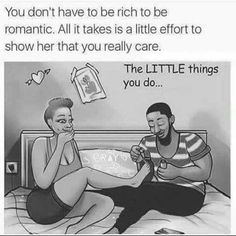 Little things mean a lot. I love creativity! Freaky Relationship Goals, Relationship Memes, Cute Relationships, Healthy Relationships, Black Love Quotes, Black Love Couples, Bae Quotes, Mood Quotes, Qoutes