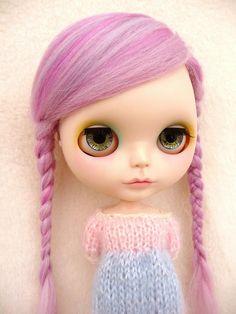 Blythe dolls :)