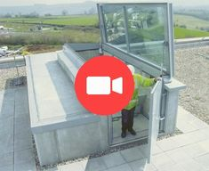 Glazed Roof Access Hatch Glazed Roof Access Covers Surespan Roof Access Hatch Roofing Roof