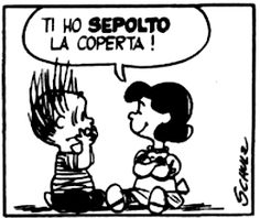 I buried the blanket linus Lucy Peanuts By Schulz, Peanuts Gang, One Day Quotes, Quote Of The Day, Linus Charlie Brown, Lucy Van Pelt, Italian Quotes, Snoopy Love, Sarcasm Humor
