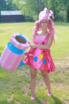 Pinkie Pie MLP