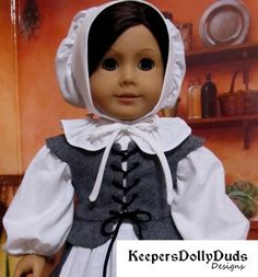 7765bfb08c 54 Best Pilgrim Outfits for 18-inch doll clothes images
