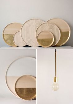 love these! HANDCRAFTED OBJECTS AT THE VINTAGE VOGUE - style-files.com