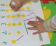 Zadania matematyczne dla trzylatków