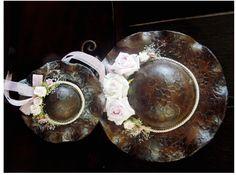 Πήλινα Καπέλα Punch Bowls, How To Make, Crafts, Diy Creative Ideas, Creativity, Sombreros, Manualidades, Handmade Crafts, Craft