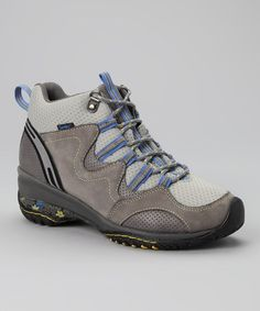 Take a look at this Gray Titan All-Terrain Shoe by Jambu on @zulily today!