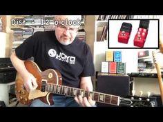 JOYO JF-303 Little Blaster Distortion Ironman Mini Guitar Effects Pedal