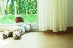 Phthalates in PVC floors taken up by the body in infants