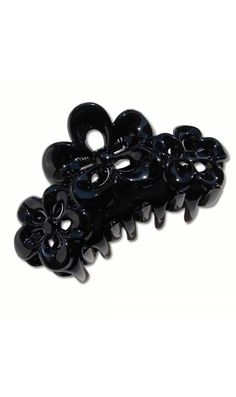 27305 resin hollow hair accessories