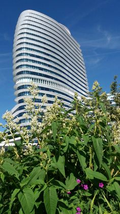 Duo gebouw in de juni zo'n. #Groningen