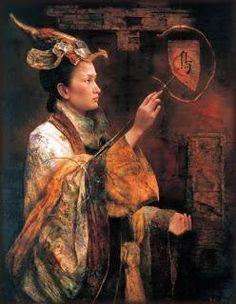 Exposicion del pintor Tang Wei Min: entre Oriente y Occidente